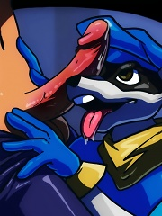 Sly Cooper Caught^She Ani Male Futanari porn sex xxx futa shemale cartoon toon drawn drawing hentai gay tranny