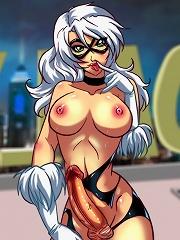The Sexy Witches^She Ani Male futanari porn sex xxx futa shemale cartoon toon drawn drawing hentai gay tranny