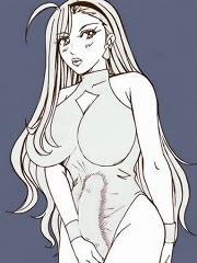 Anime girls growing themselves cocks^Shemale Toons Futanari porn sex xxx futa shemale cartoon toon drawn drawing hentai gay tranny