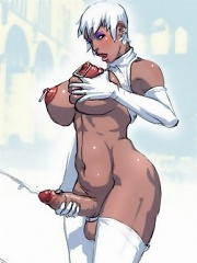 Hot devil shemale wanking^Shemale Toons Futanari porn sex xxx futa shemale cartoon toon drawn drawing hentai gay tranny