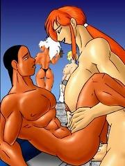 Juicy and slutty shemale toons sexing^Shemale Toons Futanari porn sex xxx futa shemale cartoon toon drawn drawing hentai gay tranny