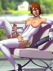 Nasty hentai tgirl showing off^Shemale Toons Futanari porn sex xxx futa shemale cartoon toon drawn drawing hentai gay tranny