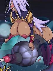 A nice shemale chick masturbating^Shemale Toons Futanari porn sex xxx futa shemale cartoon toon drawn drawing hentai gay tranny