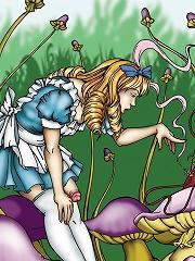 Magical Fairy Tale Shemale Fuck^She Ani Male futanari porn sex xxx futa shemale cartoon toon drawn drawing hentai gay tranny