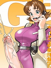Yuri futanari bukkake^Futanari Hentai futanari porn sex xxx futa shemale cartoon toon drawn drawing hentai gay tranny